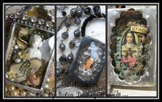 Soldered reliquaries.  Check my blog for teaching schedule