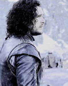 Jon Snow in Game of Thrones season 5 episode 8 - Hardhome (x) Kit Harrington, Valar Dohaeris, Valar Morghulis, Jon Snow Cosplay, Game Of Thrones Wiki, Hbo Tv Series, A Dance With Dragons, My Champion, The North Remembers