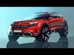 Citroën lanza su ofensiva SUV en el Salón de Shanghai