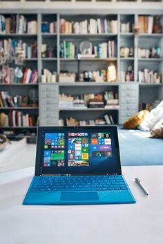 Do you need the best on the go tablet for all your personal, school or business needs? See the awesome features of Microsoft Surface Pro, an ultrathin, lightweight and powerful tablet. For a limited time only, Save $150 on Microsoft Surface Pro! Plus we're giving away $500 Microsoft Store Gift Card #ad
