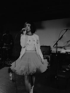 Melanie at The Shelter in Detroit photo credit: Cassidy Clark