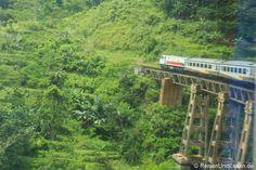 Zugfahrt mit Argi Wilis von #Bandung nach #Yogyakarta