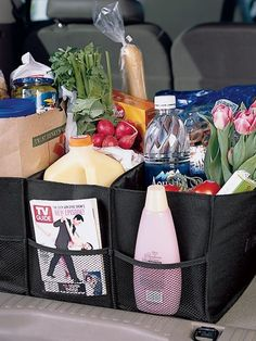 Cargo Carryall - Adjustable Tote to Prevent Cargo Spills   Solutions