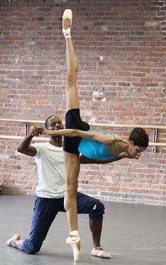 Dance Theatre of Harlem Blog
