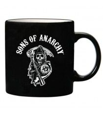 Sons of Anarchy Jumbo Coffee Mug.  What a great way to start the Day.