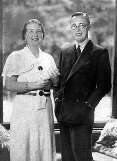Verloving Prinses Juliana met Bernhard 1936 (NL)