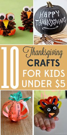 These 10 Thanksgiving crafts for kids are the perfect addition to your holiday dinner. Even better, Thanksgiving Crafts For Kids, Thanksgiving Traditions, Thanksgiving Parties, Thanksgiving Activities, Autumn Activities, Thanksgiving Decorations, Thanksgiving Cookies, Family Thanksgiving, Class Activities