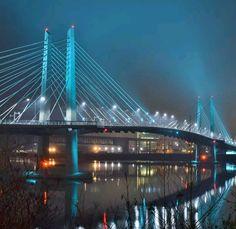 George Washington Bridge, Oregon, Travel, Portland, Voyage, Viajes, Traveling, Trips, Tourism
