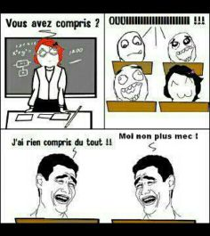 Moi non plus 🤣 Troll Meme, Funny French, Image Fun, Rage Comics, Internet, Funny Faces, Funny Moments, Anime Manga, Funny Quotes