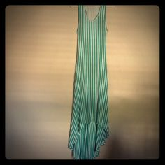 Ya Los Angeles high low dress Gently worn like new great for summer time Ya Los Angeles Dresses High Low