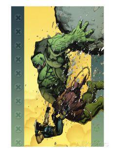 Ultimate Wolverine vs. Hulk No.6 Cover  http://www.allposters.com.br/-sp/Ultimate-Wolverine-vs-Hulk-No-6-Cover-Hulk-and-Wolverine-posters_i7384520_.htm