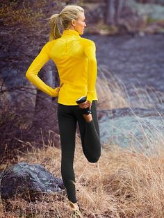 Plush Tech Half Zip | Athleta