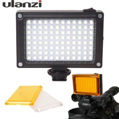 12.28$  Watch here - http://ali8zz.shopchina.info/go.php?t=32785416662 - Ulanzi Arilight Rechargeable LED Video Light on DSLR Camera with Filters LED Lamp for Video Blog Youtube for Canon Nikon DSLR 12.28$ #magazineonline