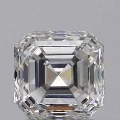 Carat, Very Good Cut, I Color, clarity Asscher Lab Diamond (Setting Price) Lab Created Diamonds, Lab Diamonds, Stone Jewelry, Diamond Jewelry, Minerals And Gemstones, Diamond Sizes, Diamond Settings, Eternity Ring, Natural Diamonds