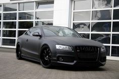 ok AUDI R5 blacked out!! saint of the cars PLEASE send one my way!! :)