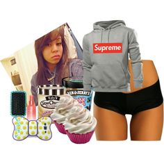 Eh....~~Mara, created by supahswaggchick143 on Polyvore