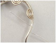 awesome DIY Bijoux - Tutorial   How to attach new wire...
