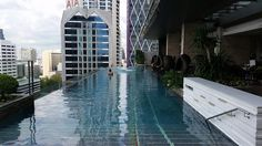 Eastin Grand Hotel Sathorn, Bangkok.
