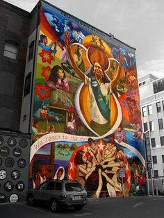 Philadelphia Mural Project. by Eddie Hales, via Flickr