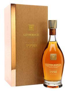Glenmorangie Grand Vintage Malt 1990 Scotch Whisky : The Whisky Exchange