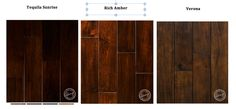 Hardwood Floor Selections. These are the three David likes. Both of us also remain open to other ideas. We like provenza line here's the link to the website and additional selections from African Plains http://www.provenzafloors.com/Hardwood.aspx?id=1029&gallery=true&collection=Palazzo
