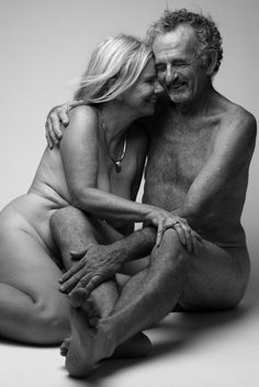 8 striking nude photos of people over the age of 60.