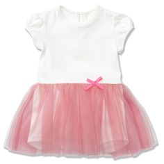 MARIE-CHANTAL greying Cinderella Dress with pink tutu skirt  from www.kidsandcouture.com - I'm thrilled