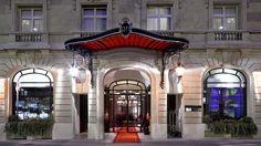 Le Royal Monceau Raffles Paris à Paris France | Splendia - http://pinterest.com/splendia/