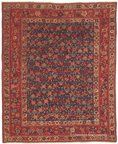 AFSHAR - Southeast Persian 4ft 6in x 5ft 5in 3rd Quarter, 19th Century