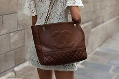 lace and chanel