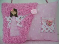 Tooth Fairy Pillows $16.50 http://www.kennaandcompany.ca/