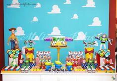 Festa Toy Story Atelier de Festas