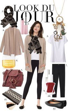 Source by Lfylinda Outfits mezclilla Paris Outfits, Mode Outfits, Chic Outfits, Fashion Outfits, Casual Fall Outfits, Summer Outfits, Parisian Chic Style, Mein Style, Casual Chic