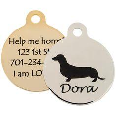 Dog Breed ID Tags - 100 Dog Breeds | dogIDs.com
