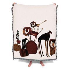 239 Likes, 37 Comments - Kaisa Kartela Illustrators On Instagram, Original Artwork, Moose Art, Reusable Tote Bags, Beanie, Watercolor, The Originals, Illustration, Animals