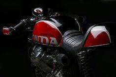 Honda CX500RR