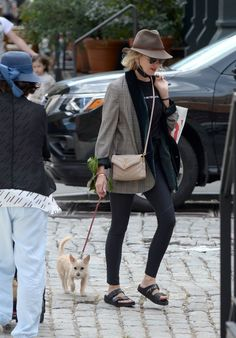 Naomi Watts' casual look | For more style inspiration visit 40plusstyle.com