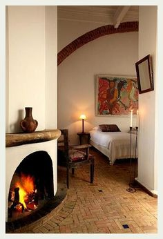 An Indian Summer: Have Feet, Will Travel. Villa Maroc