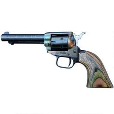 "Heritage Manufacturing Rough Rider Combo Single Action Revolver .22 Caliber 4.75"" Barrel 6 Rounds Camo Laminate Grips Simulated Case Hardened Finish RR22MCH4 - 727962503904"