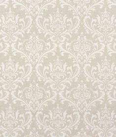 Premier Prints Traditions Cloud Linen Fabric | onlinefabricstore.net