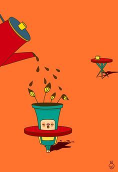 Leaph Story by Pire Mong, via Behance