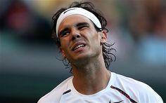 Wimbledon 2012: Rada Nadal defeat