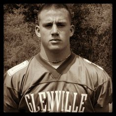 THROWBACK THURSDAY: Channing Tatum has a new handle on Instagram! Fans can now follow Chan at @channingtatum on both Instagram and Twitter, and in today's post, we're throwing it back to his college football days at Glenville State!