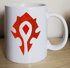 World of Warcraft WoW Lok'Tar Ogar Horde Wow-Emblem von LovexMug