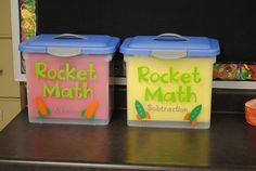Early Finisher Boxes (Could decorate with Safari theme) Math Classroom, Kindergarten Math, Teaching Math, Classroom Organization, Classroom Management, Teaching Ideas, Classroom Ideas, Classroom Tools, Math Resources