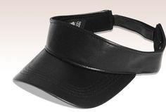 Wholesale Leather Sunvisors Leather Sun Visor