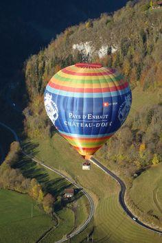 Ballon Château-d'Oex