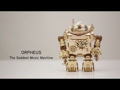 Orpheus - The Saddest Music Machine | ThinkGeek