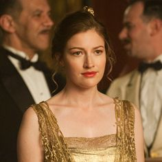 Boardwalk Empire - a show on HBO about the 1920's.  I am going to have to watch all of these to get ready for the Gala.