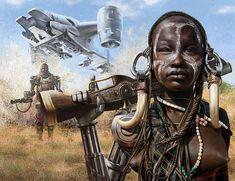 Afrofuturismo, você sabe o que é?